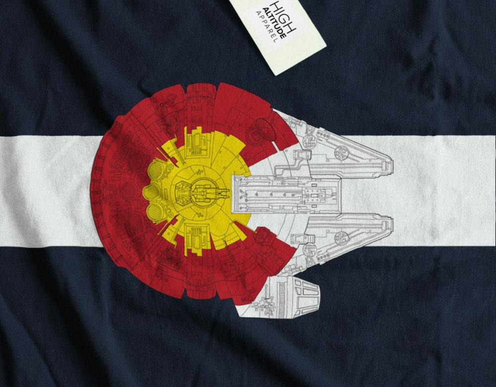 Colorado Millennium Falcon