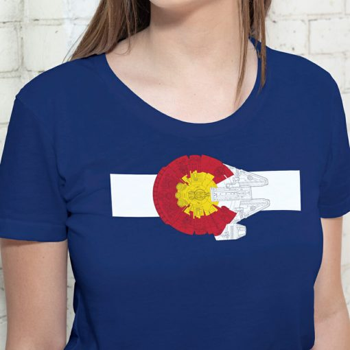 Colorado flag apparel