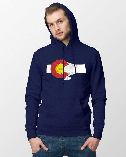 Colorado Star Wars Hoodie