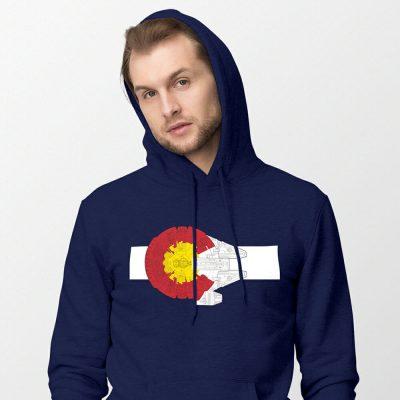 Colorado Millennium Falcon Hoodie