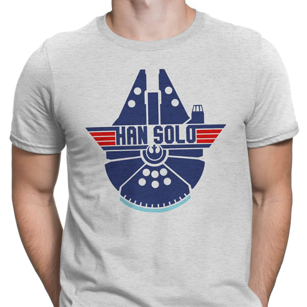 Han Solo Top Gun Shirt