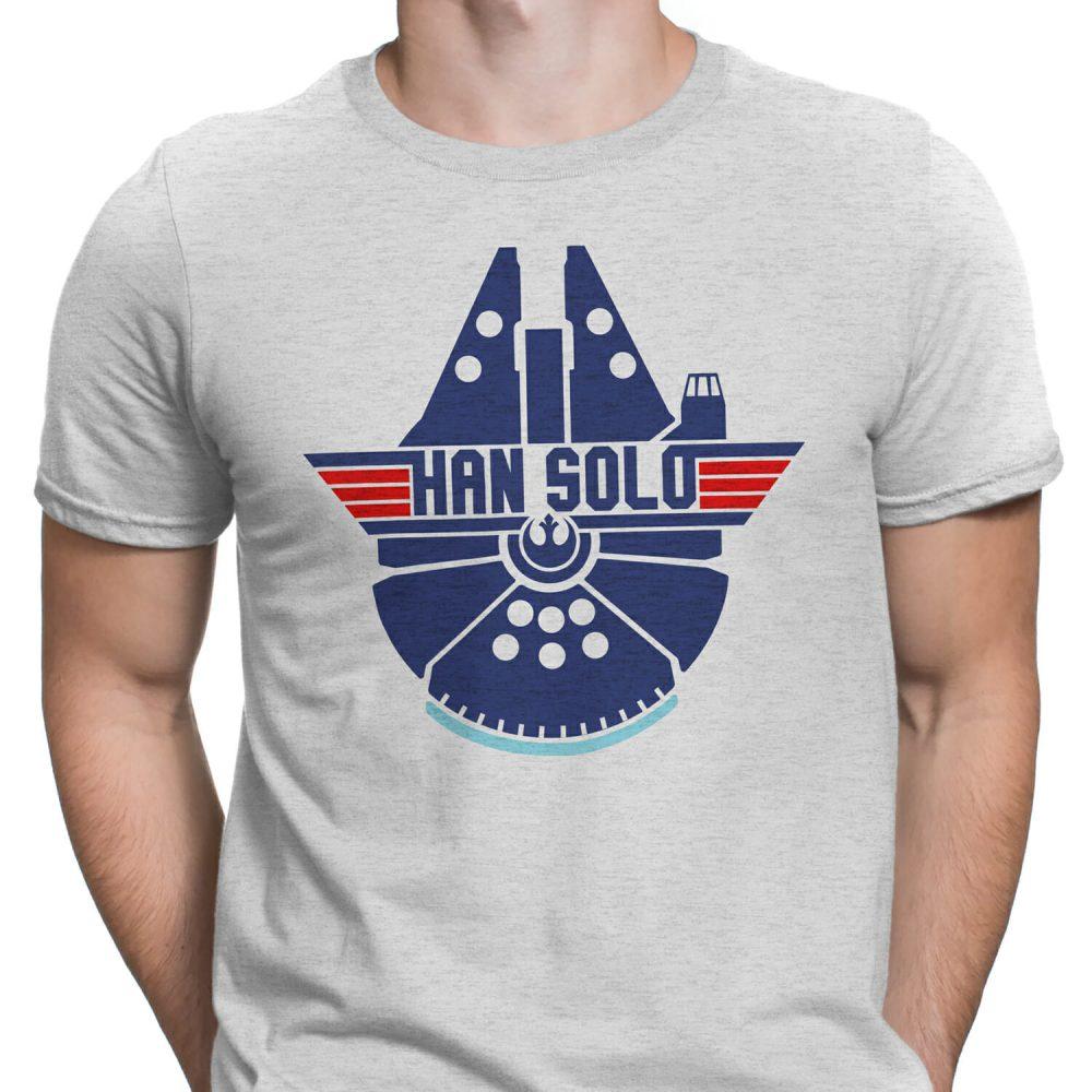 Han Solo Top Gun Shirt