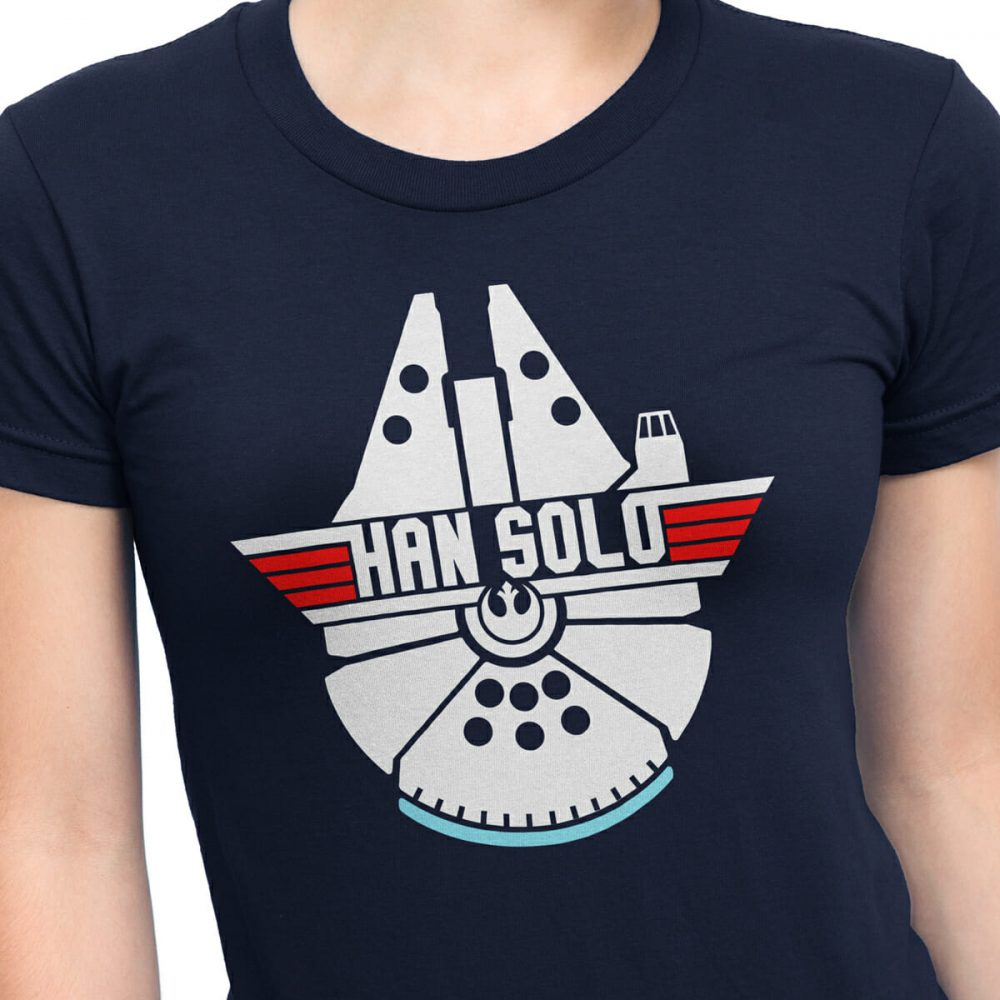 Star Wars Millennium Falcon shirt