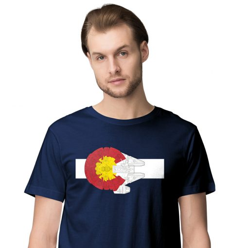 Colorado Millennium Falcon Tee