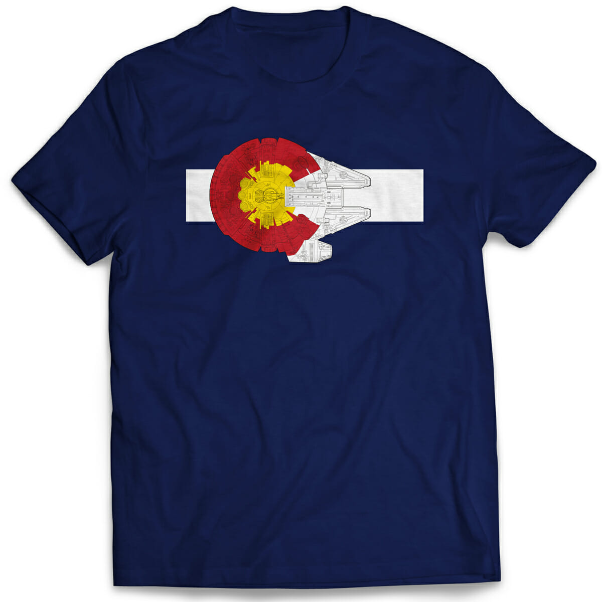 0a5f10092 Colorado Millennium Falcon | Star Wars | High Altitude Apparel