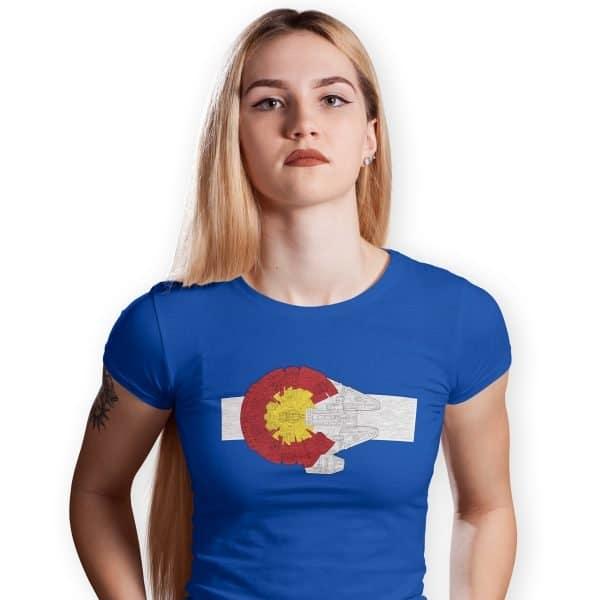 Women's Colorado apparel