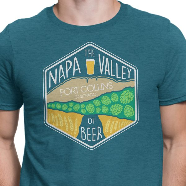 Fort Collins Napa Valley of Beer