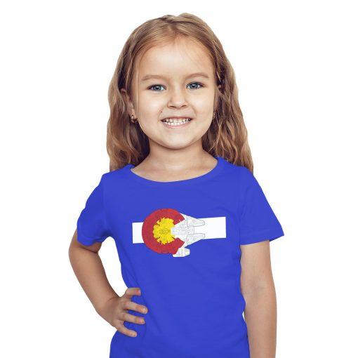 Youth colorado star wars apparel