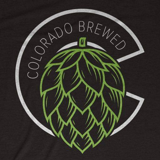 Colorado Beer tee