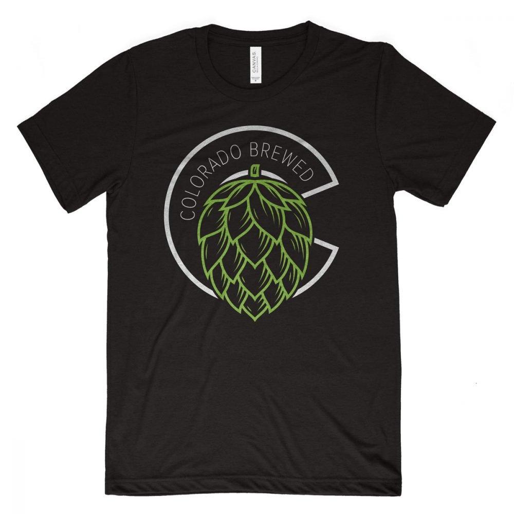 Beer hop tee