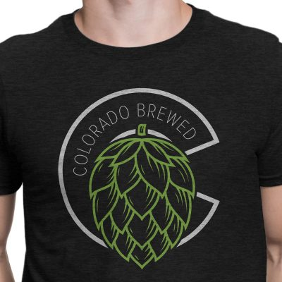 Colorado Brewed Tee