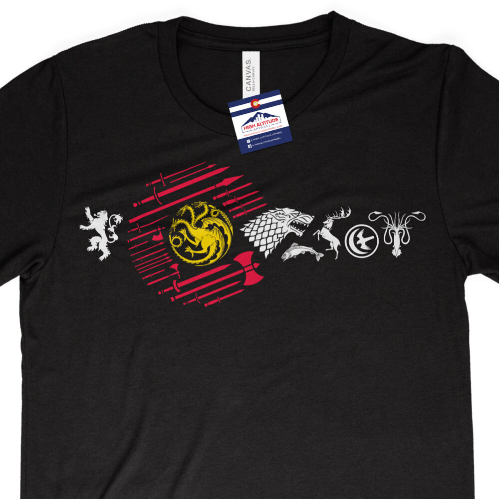 Colorado Game of Thrones Shirt