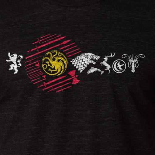 Colorado flag Game of Thrones Tee