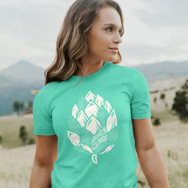 Hop Mountain Brewery Tee