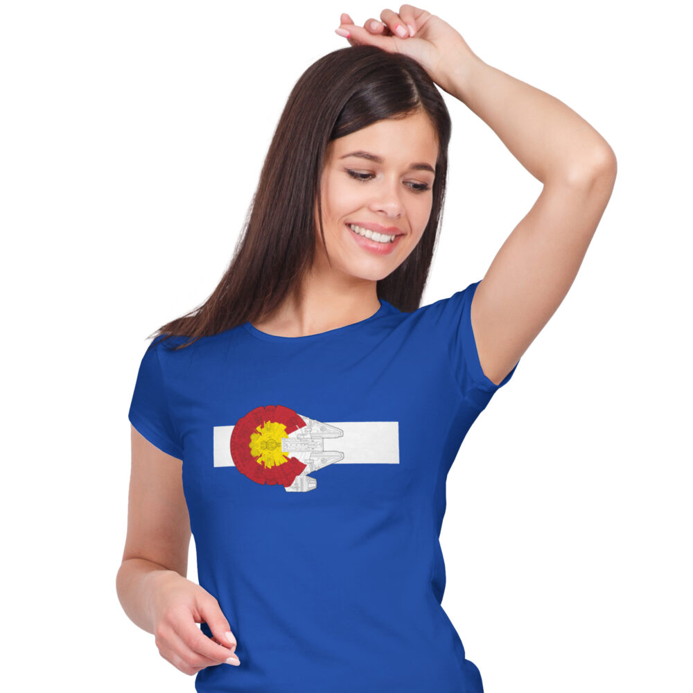 Women's colorado millennium falcon