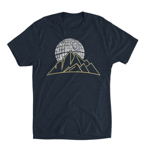 Death Star Mountain Shirt