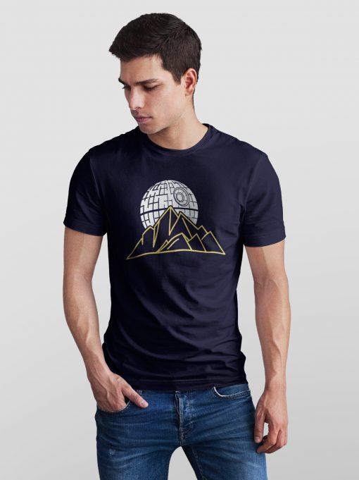 Star Wars mountain shirt