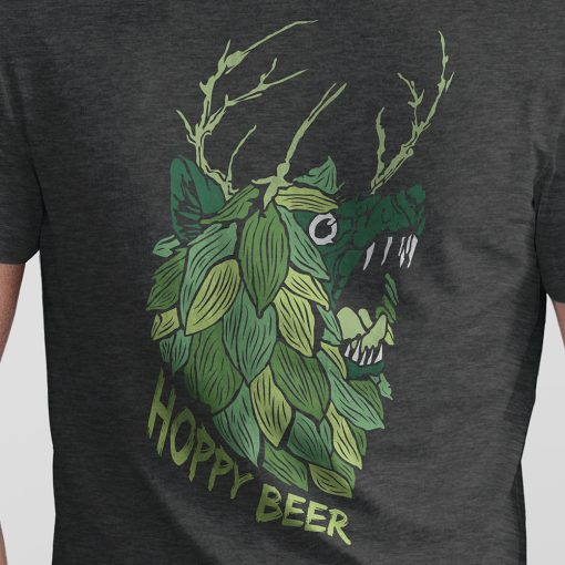Beer hop t-shirt