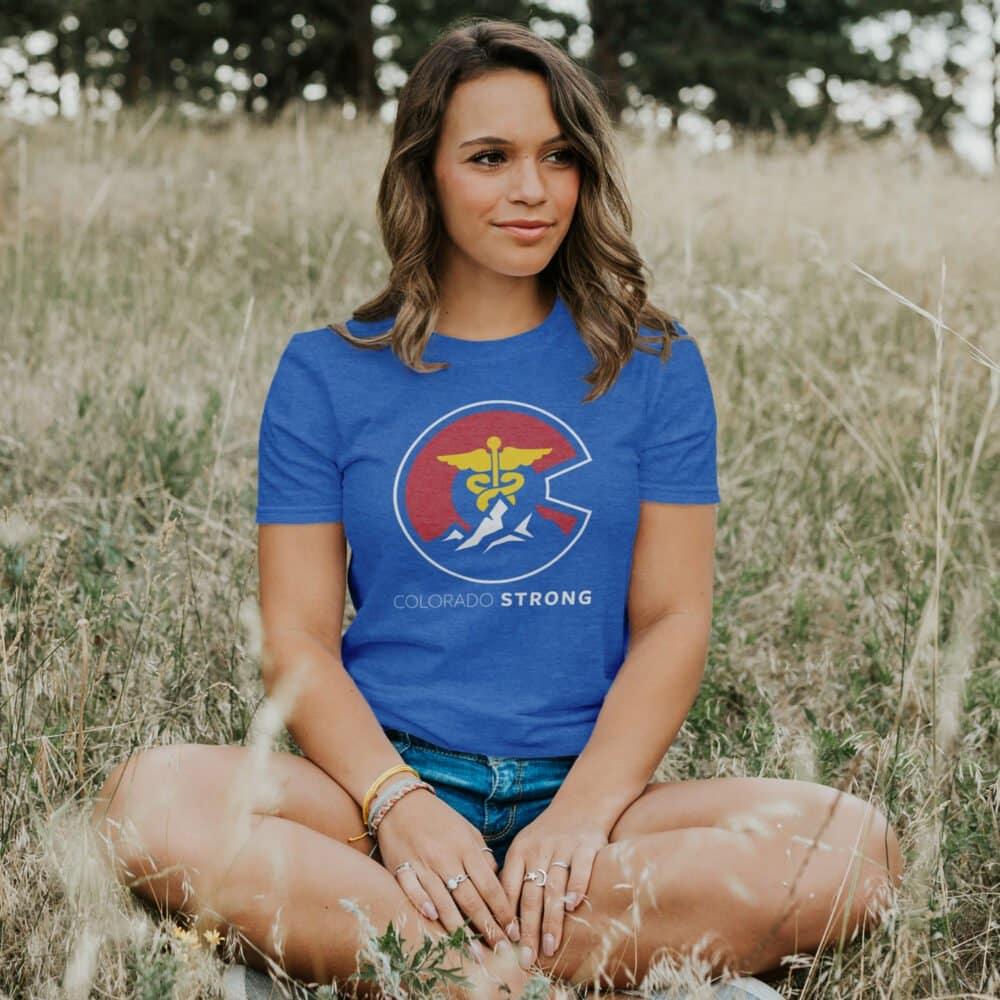 Colorado COVID-19 shirt
