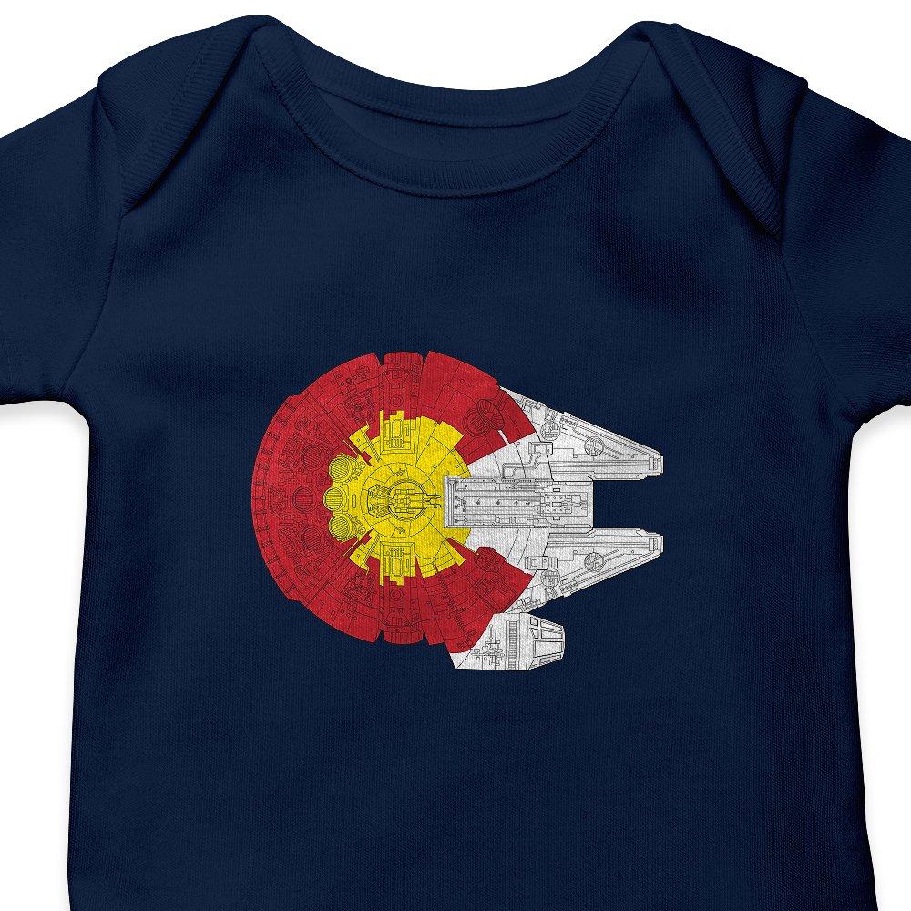Colorado Millennium Falcon Onesie